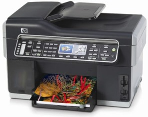 Принтер-копир-сканер-факс HP Office Jet L7680