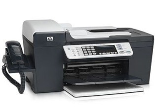 Принтер-копир-сканер-факс HP Office Jet J5520