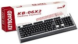 Genius KB06X2 Black